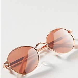 Anthropologie Accessories - Anthropologie rounded sunglasses